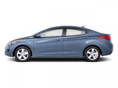 2012 Hyundai Elantra GLS (Blue Sky Metallic)