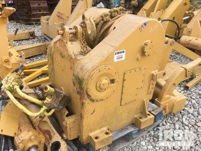 Crawler Tractor Winch - Fits Cat D9L