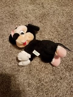 10 INCH, DISNEYLAND BABY MINNIE MOUSE, EXCELLENT CONDITION, SMOKE FREE HOUSE