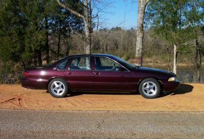 1995 Chevrolet Impala SS (Maroon)
