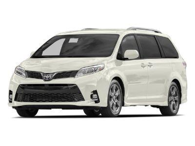 2018 Toyota Sienna XLE AWD 7-Passenger (Blizzard White Pearl)