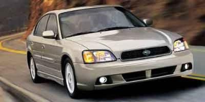 2003 Subaru Legacy L (Silverish)