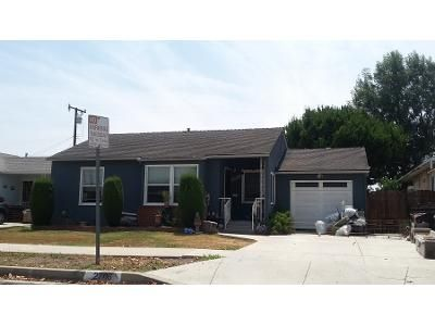 2 Bed 1 Bath Preforeclosure Property in Gardena, CA 90249 - W 145th St