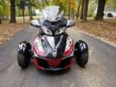 2015 Can-Am Spyder SE6 Special Series Limited