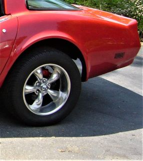 """2- Coy's 17x8"""" Mag Wheels w/New Nitto 275/50Tires"""