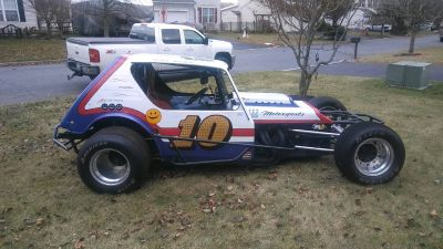 Vintage Ray Liss Modified