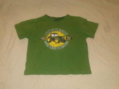 John Deere brand size 3T more boys clothe in my page bundle discount if purchase $25-$4 SERIOUS BUYERS ONLY