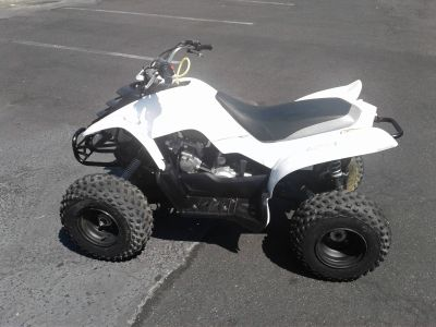 2005 Yamaha Raptor 50 Kids ATVs Orange, CA