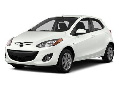2014 Mazda Mazda2 Sport (Crystal White Pearl)