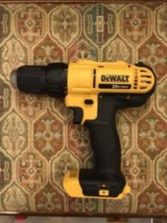 Dewalt 20V drill (not working)