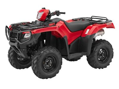 2017 Honda FourTrax Foreman Rubicon 4x4 DCT Utility ATVs Mount Vernon, OH