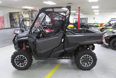 2017 Honda PIONEER 1000 3 SEATER DELUXE L.E. SxS Utility Vehicles Springfield, OH