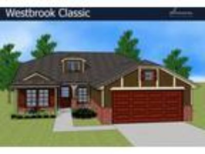 The Westbrook by Simmons Homes Inc.: Plan to be Built