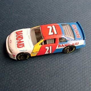 # 21 Michael Waltrip 1998 Monte Carlo 1:64 Band-Aid Toy Car