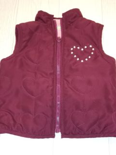 3T puffy vest