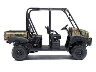 2018 Kawasaki Mule 4010 Trans4x4 Camo Side x Side Utility Vehicles Bessemer, AL