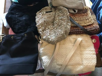Tons of women s purses, most brand new
