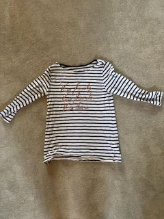 Sparkly Old Navy top