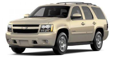 2009 Chevrolet Tahoe LT (Silver Birch Metallic)