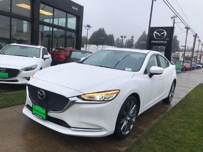 2018 Mazda Mazda6 (Snowflake White Pearl)