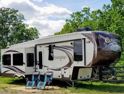 2015 Forest River Columbus 340RK