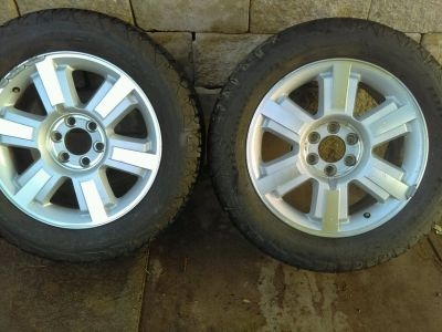 20'' Ford F150 Factory Rims (set of 4)