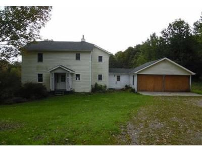 4 Bed 3 Bath Foreclosure Property in Alfred Station, NY 14803 - Barber Ln