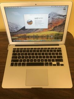 13 MacBook Air - great condition