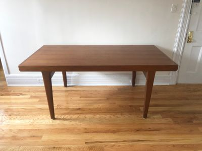 Unique Mid Century Dining Table
