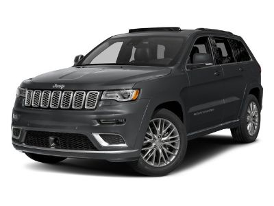 2017 Jeep Grand Cherokee Summit (White)