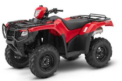2018 Honda FourTrax Foreman Rubicon 4x4 Automatic DCT ATV Utility Scottsdale, AZ