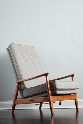 Milo Baughman Octa-lounger Lounge Chair
