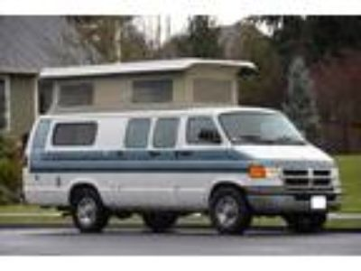 1998 Dodge Sportsmobile Penthouse Pop Top Class B Camper Van