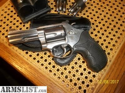 For Sale: S&W Model 60 .357 Mag
