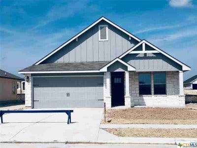 2508 Pintail Loop Copperas Cove Three BR, This home offers 1605