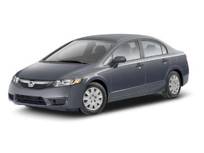 2010 Honda Civic VP (Polished Metal Metallic)