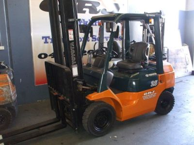 New and Used Sit Down Rider Forklifts For Sale Dayton Ohio