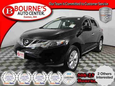 Used 2012 Nissan Murano AWD 4dr