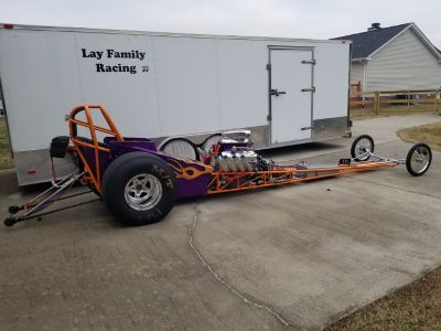 Front Engine Dragster lot of history
