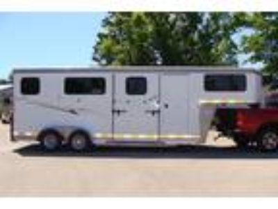 2020 Balanced Ride 2H GN Side Load Max 2 horses