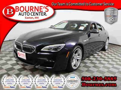 Used 2016 BMW 6 Series 4dr Sdn AWD Gran Coupe
