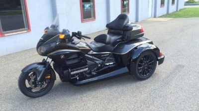2016 Honda Gold Wing Navi XM Touring Motorcycles Brilliant, OH