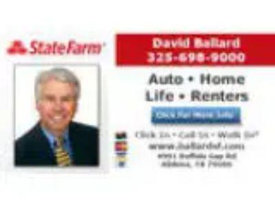 David Ballard - State Farm Insurance Agent