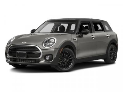 2017 MINI Clubman Cooper (Chili Red)