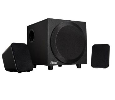 Brand New Rosewill 2.1 Multimedia speaker system Best for Music Movies and Gaming Systems