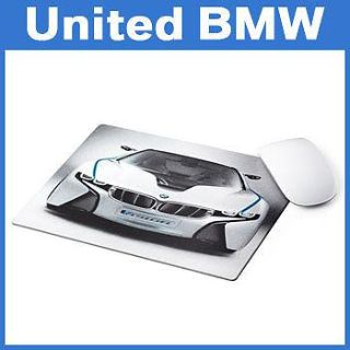 Sell Genuine BMW Mouse Pad w/ i8 Vision EfficientDynamics Concept Car motorcycle in Roswell, Georgia, US, for US $10.00