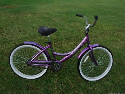 "24"" La Jolla Ladies' Cruiser Bike"