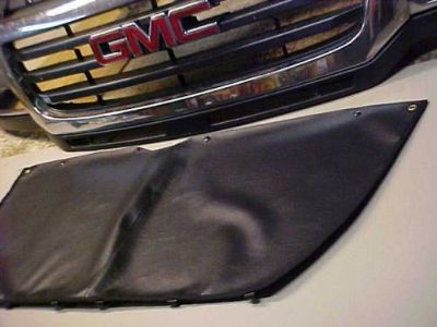 Purchase OEM Type 2003 2004 2005 2006 GMC Sierra 2500 3500 Winter Front Duramax grill 122 motorcycle in Willows, California, United States, for US $110.95