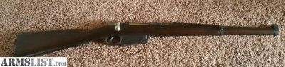 For Sale: 1891 Argentine Mauser Carbine