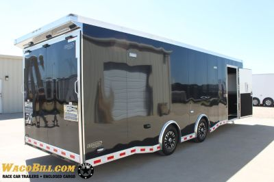 28' Loaded Race Trailers Wacobill.com